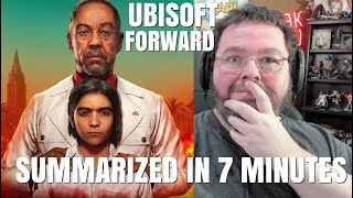 Every Game At Ubisoft Forward 2020. Far cry 6, Watch Dogs Legion, Assassin's Creed Valhalla!
