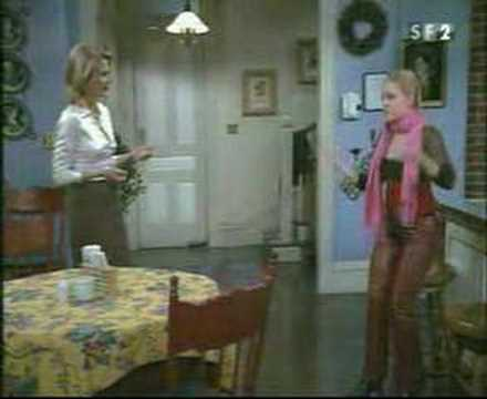 Melissa Joan Hart Red Leather Pants Scenes