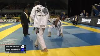 Leandro Lo vs Nicholas Meregali / Pan Championship 2017