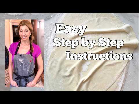 how-to-make-filo-pastry---beginner-step-by-step-guide