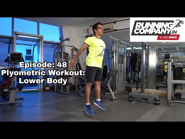 Episode 48: Plyometric Workout: Lower Body