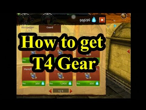 How To Get T4 Gear - Step By Step - Order And Chaos Online