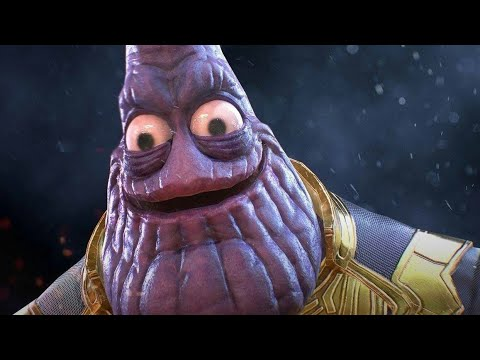 Hilarious Thanos Meme
