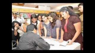 Sudeep Nagarkar with RJ Jeeturaaj for his latest book