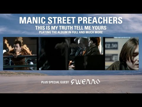 Manic Street Preachers - May 2019 Tour Mp3