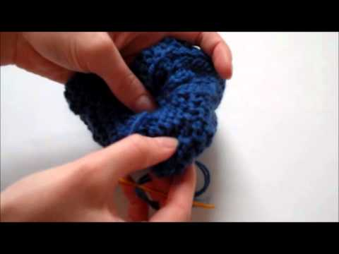 How to Sew a Seam: Seam Two Edges of Knitting Together Quick