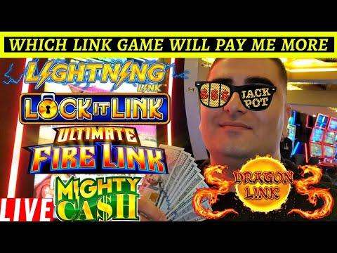 🔴 Lighting Link Slot Machine HANDPAY JACKPOT On Lucky Chance Spin.- 🔴 Live Stream