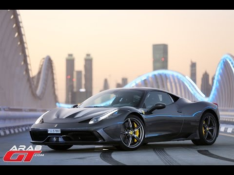 Ferrari 458 Speciale 2015 فيراري 458 سبيشال