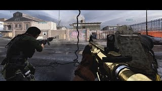 Call of Duty Modern Warfare Gameplay (No Commentary) Multiplayer rYu