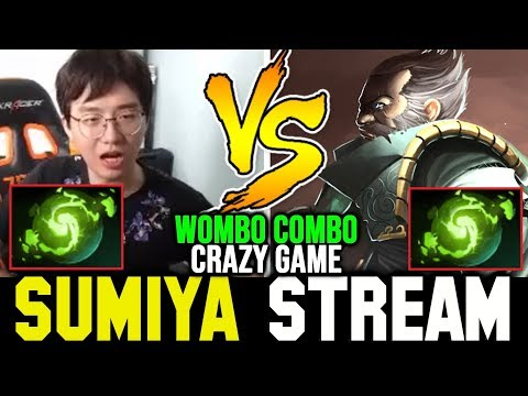 SUMIYA Epic Refresher Battle against 7K MMR Smurf?   Sumiya Invoker Stream Moment #848