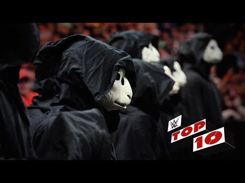 Top 10 Raw moments: WWE Top 10, November 17, 2015