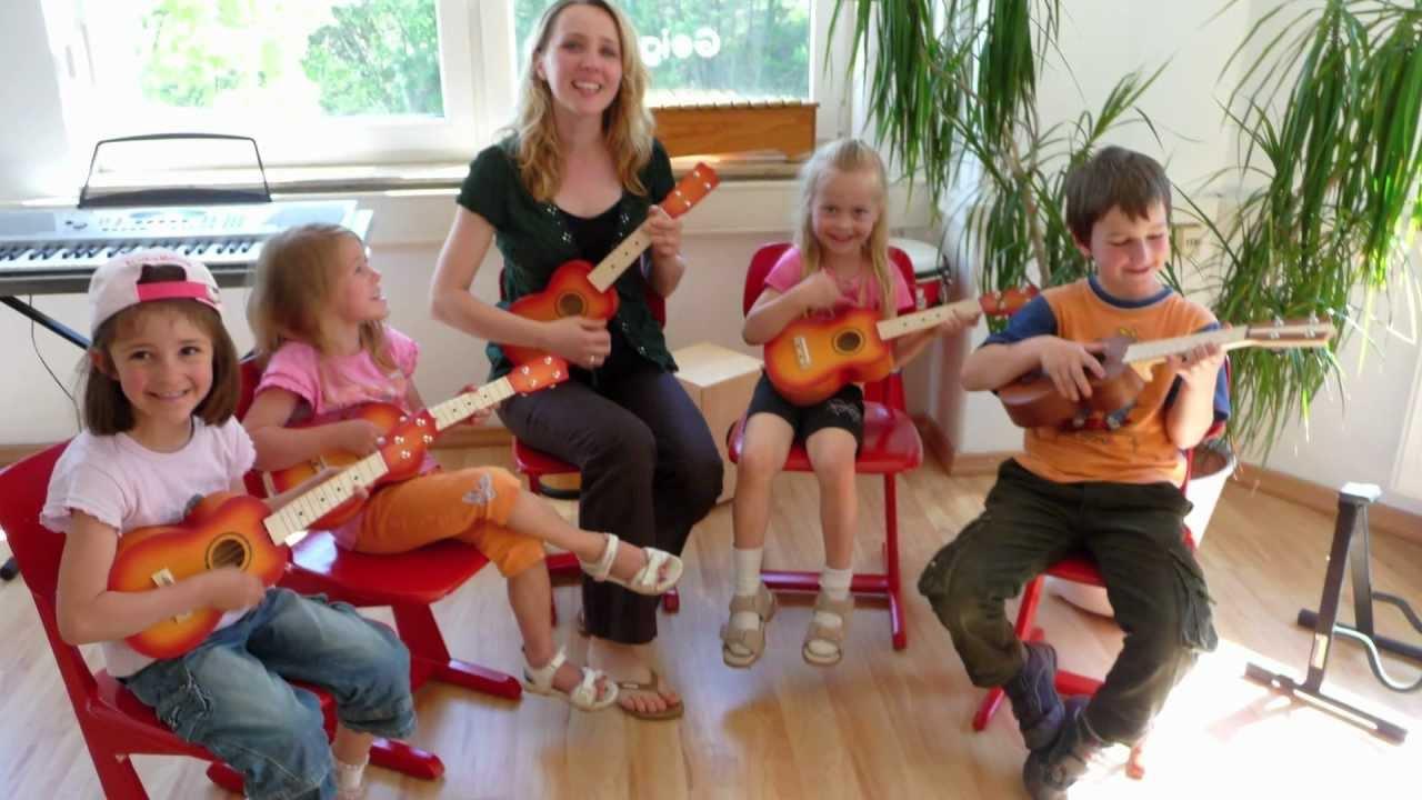 music kids orientierungskurs mit 4 instrumenten f r kinder. Black Bedroom Furniture Sets. Home Design Ideas