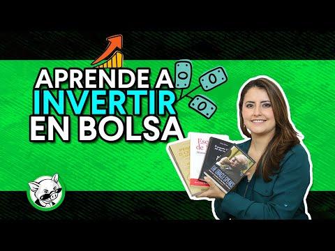 Libros para aprender a invertir en Bolsa para principiantes | Sofía Macías