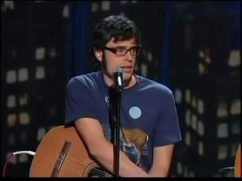 flight of the conchords live issues (think about it)