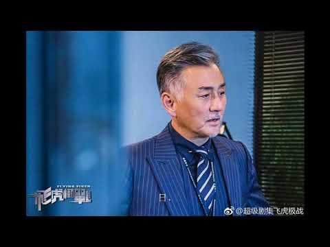 新加坡第一帥哥吳岱融演黑警惡人堪稱一絕,59歲魅力依然全靠演技