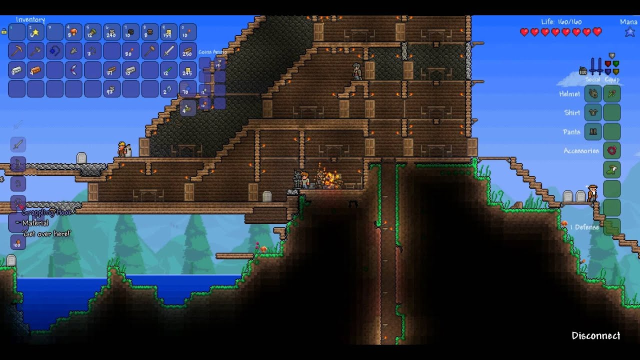 Free Craft Terraria