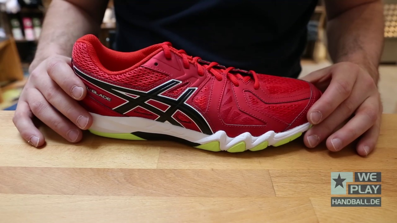 asics gel blade 5 damen handball