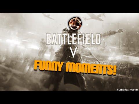 Battlefield 5 Funny Moments!
