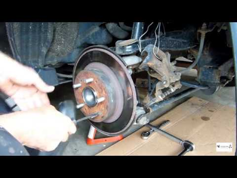 Bearing Replacement (Honda Accord)