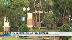 Jacksonville University bans smoking