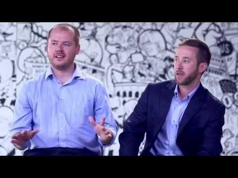 Boston 2024 Founders: Corey Dinopoulos and Eric Reddy