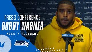 Bobby Wagner Week 7 Postgame 2020 Press Conference at Cardinals