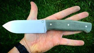 Ein selbstgemachtes Bushcraft Messer im Test - wie hat es mir gefallen? | Outdoor AusrüstungTV