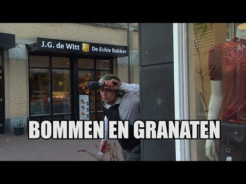 Bommen En Granaten In Anders Zo Rustig Noordwijk
