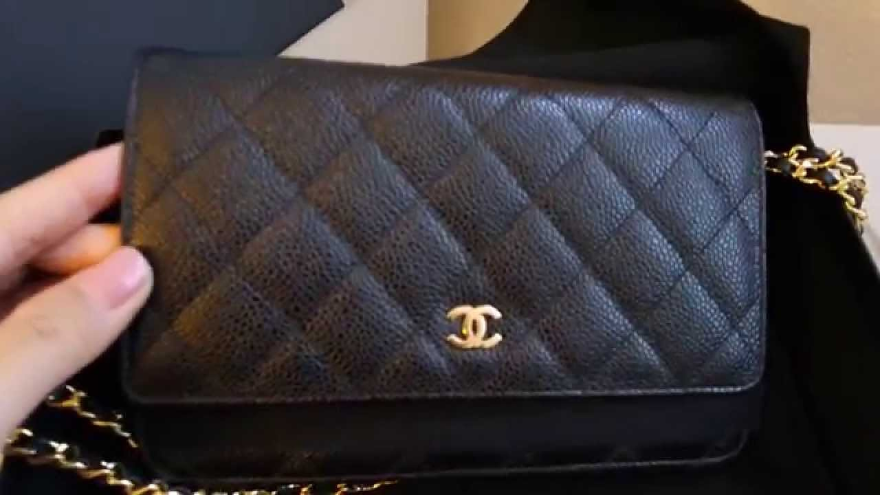 11fda72dd439 Unboxing and Review on Chanel WOC by Ms Flora