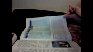 ASMR - Quietly Whispering, Working on Homework