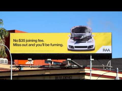 RAA - You'll be Fuming (Billboard)