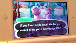 Animal crossing new leaf Badges Guide
