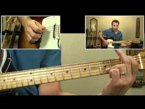 Guitar Lesson - Lady Antebellum - Love Don't Live Here Anymore