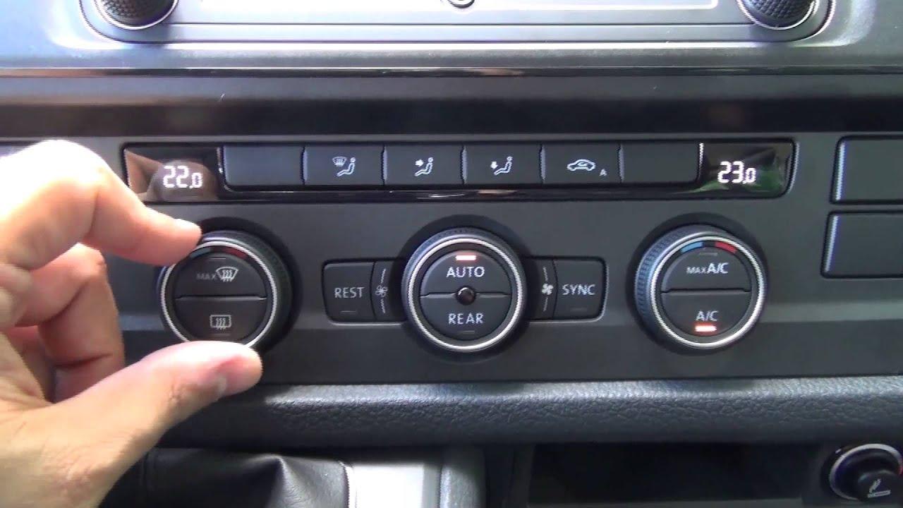 yeni volkswagen caravelle 2015 2 0 tdi test - youtube