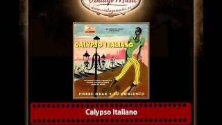 Pierre Obar Y Su Conjunto/Miriam Manna – Calypso Italiano