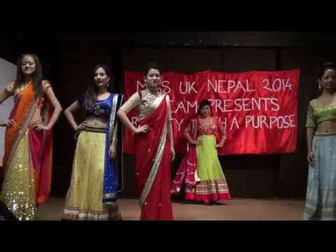 Missuknepal 2014 beauty with purpose  part 2