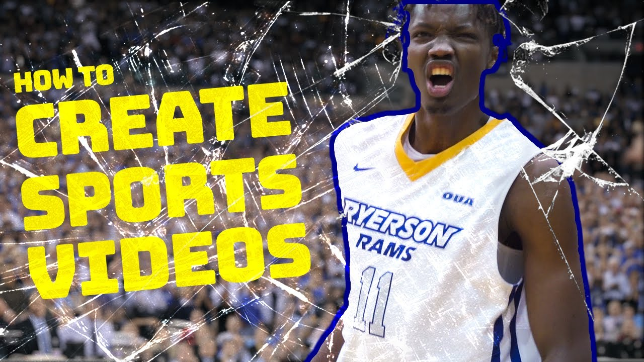 How to Create an EPIC Sports Highlight Video