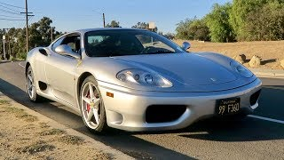 "The ""Budget"" Supercar? - 20 Years With a Ferrari 360 Modena."