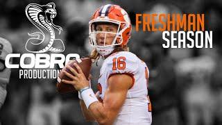 Trevor Lawrence Official Freshman Highlights || Best True Freshman QB of All Time ||