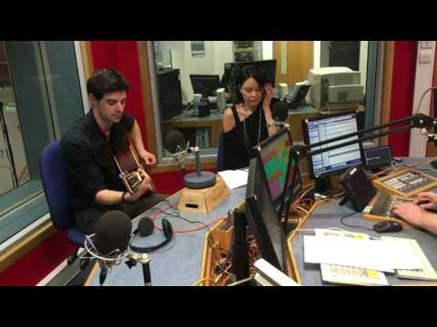 Daisy Hicks - BBC Radio Kent interview with Dom King and live performance of French Cafe   final1