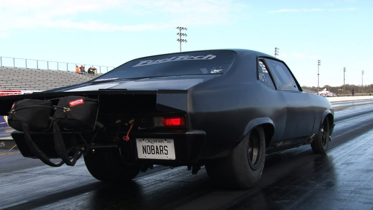 How To Make Your Car Faster >> Street Outlaws MURDER NOVA Fastest Passes - YouTube