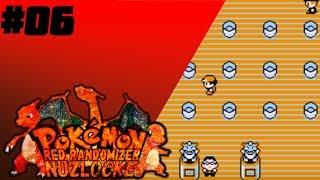 Pokemon Red Randomizer Nuzlocke #06 - Tak wiele pomyłek....