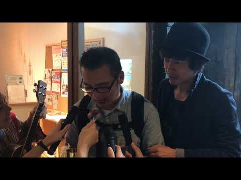 Hiroshima Creative Cafe Vol.13 「ためま株式会社 清水 義弘 さん」 発表後インタビュー