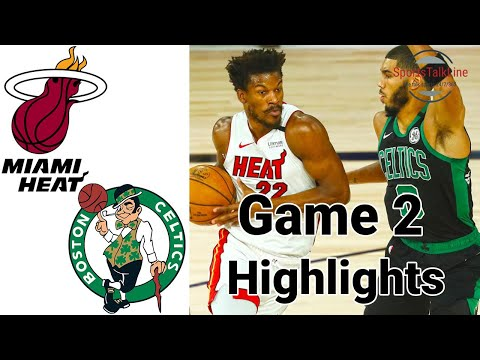 Heat vs Celtics HIGHLIGHTS Full Game | NBA Playoff Game 2