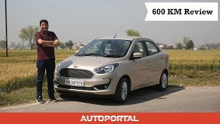 Ford Aspire 600 Km – Delhi to Chandigarh – Test Drive – Autoportal