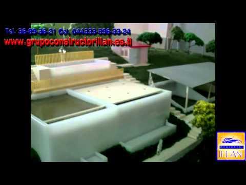 Maqueta de planta de tratamiento de agua en la localidad - Tratamiento de agua ...