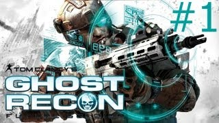 Ghost Recon: Future Soldier - Missão 1: O Guardião Ágil!