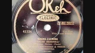 Dorsey Brothers - Round Evening - 1928