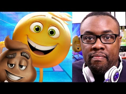 THE EMOJI MOVIE is a REAL MOVIE?? - Teaser Trailer REACTION 😕💩