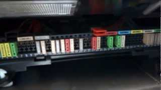 BMW E39 5 Series - How to Find Fuse Box and Battery - E46, E38 etc. -  YouTube | 1998 Bmw 740il Fuse Box Di |  | YouTube